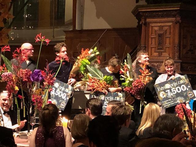 Gala 21 november 2019 – Slotviering 25-jarig jubileum Stichting Den Haag Nieuw Centrum